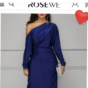 ROSE WE Formal Cocktail Dress 👗